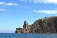 Мыс Хобой (северная часть острова Ольхон)
