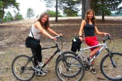 Велопрогулка по Ольхону