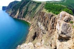 Мыс Хобой, Байкал